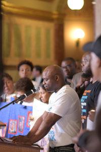 Survivor Speak at Illinois State Capital Springfield 277370