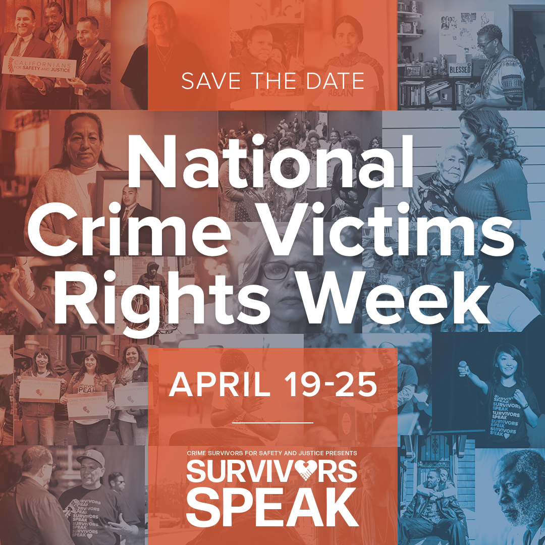 National Crime Victims Rights Week 2020