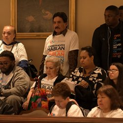 Survivor Speak at Illinois State Capital Springfield 277394