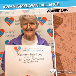 #WhatsMyLaw Agnes