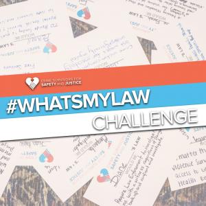 #WhatsMyLaw Challenge