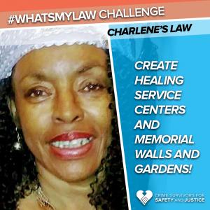 #WhatsMyLaw Charlene