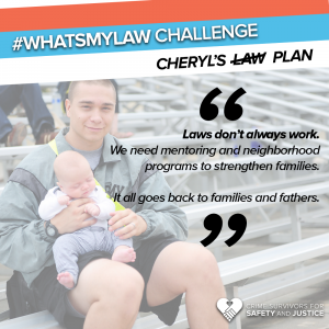 #WhatsMyLaw Cheryl