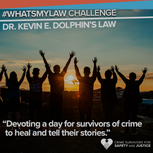 #WhatsMyLaw Dr Kevin E Dolphin