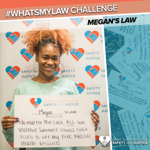 #WhatsMyLaw Megan