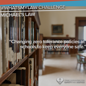 #WhatsMyLaw Michael