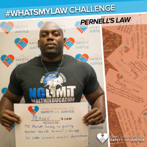 #WhatsMyLaw Pernell