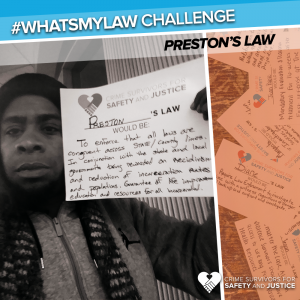 #WhatsMyLaw Preston 1