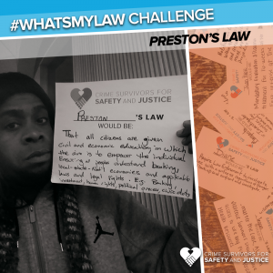 #WhatsMyLaw Preston 2