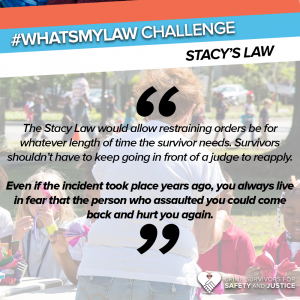 #WhatsMyLaw Stacy