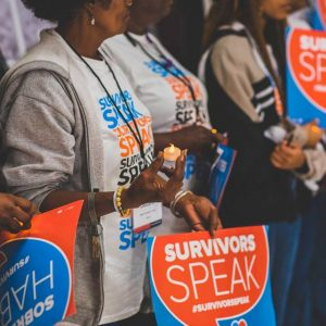 2018 Survivors Speak Florida